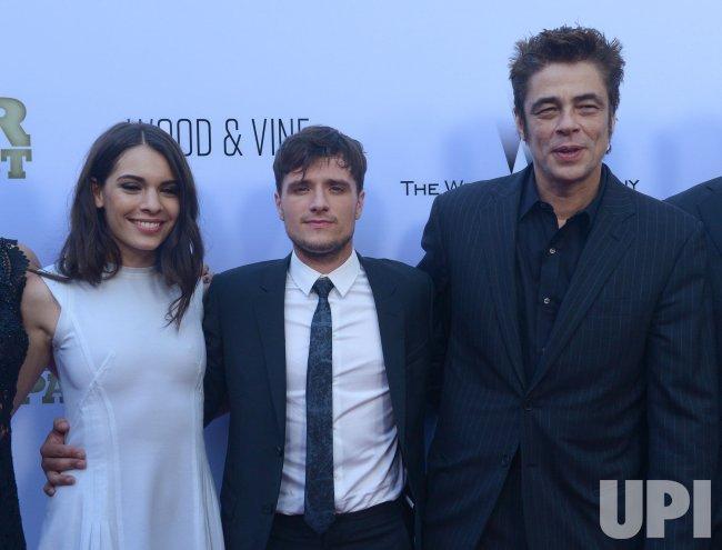 """Escobar: Paradise Lost"" premiere held in Los Angeles"