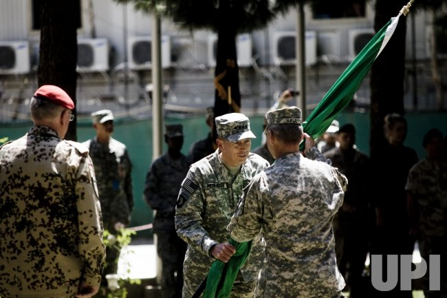 Petraeus Assumes Command of International Force in Afghanistan