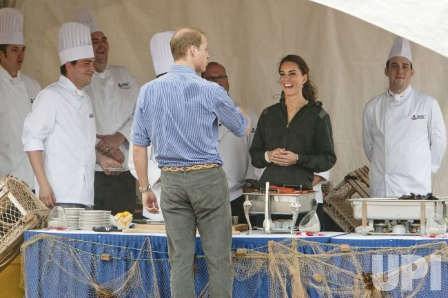 Prince William and Kate visit Dalvay By-The-Sea near Charlottetown
