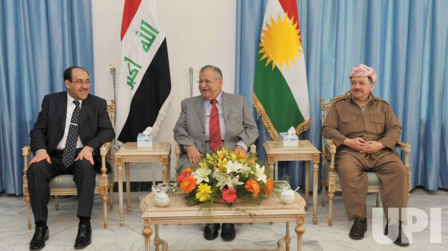 Iraqi PM visits Kurdish region of northern Iraq