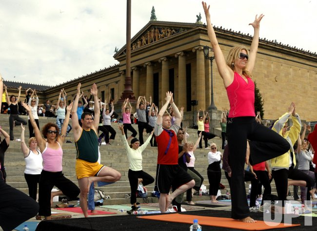 PHILADELPHIA BREAST CANCER YOGA