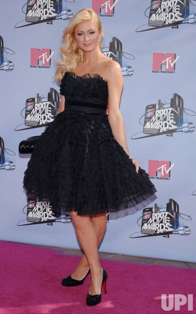 2007 MTV MOVIE AWARDS IN LOS ANGELES