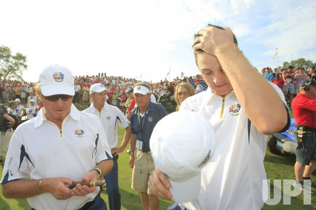Final round of Ryder Cup in Louisville