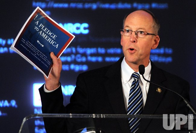 National Republican Committee holds 2010 Election Results Watch in Washington