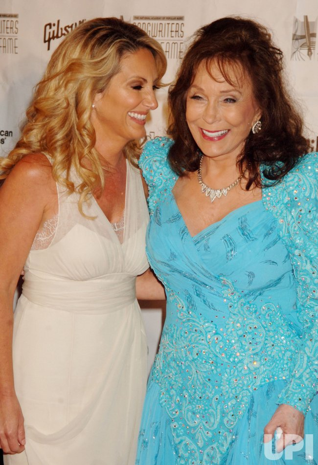 2008 Songwriters Hall of Fame gala in New York