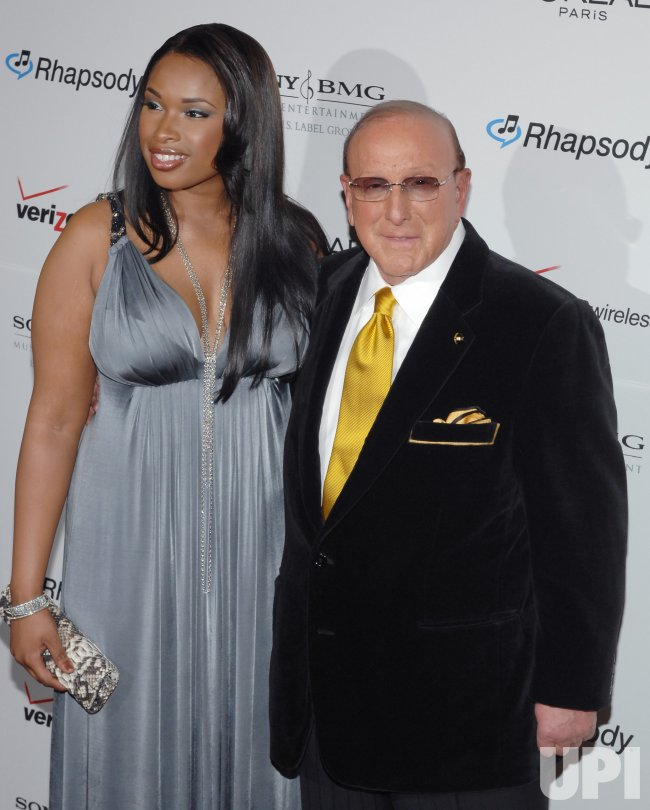 CLIVE DAVIS PRE-GRAMMY PARTY