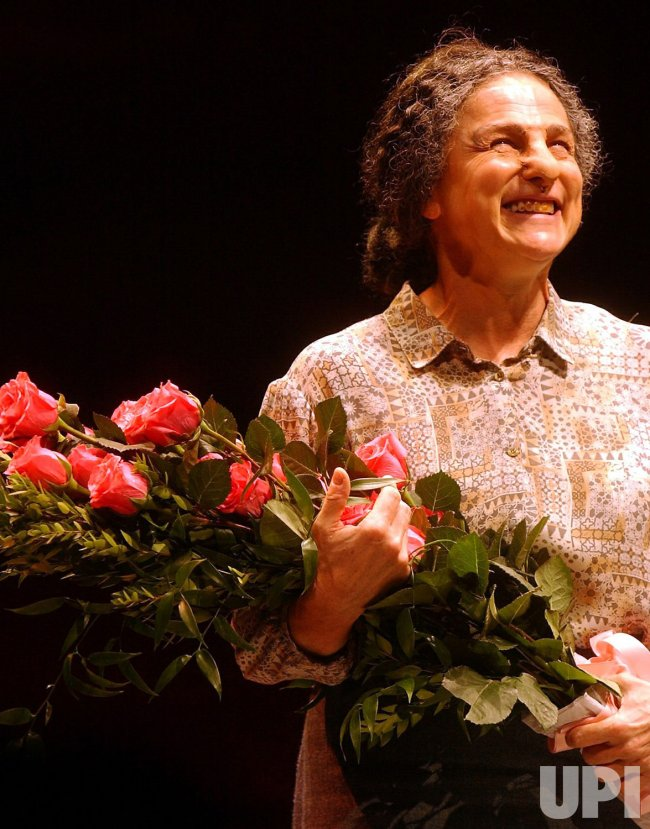 "TOVAH FELDSHUH OPENS IN PLAY ""GOLDA'S BALCONY"" BASED ON ISRAEL'S PM GOLDA MEIR"