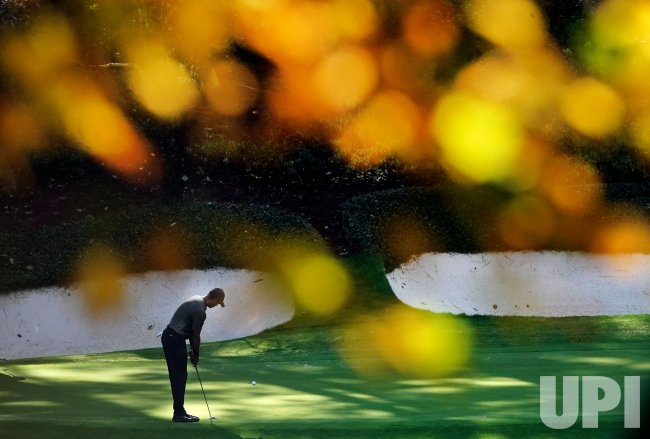 First Round of the 2020 Masters Tournament in Augusta
