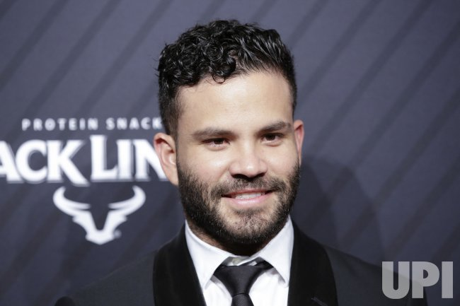 Jose Altuve at SI Sportsperson of the Year