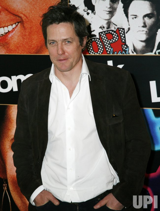 HUGH GRANT IN PARIS
