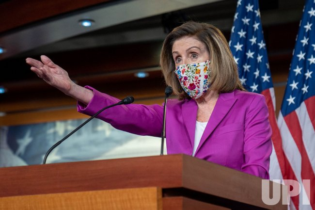 Pelosi Weekly News Conference