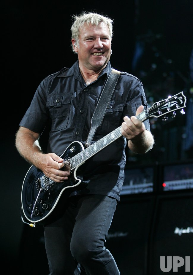 RUSH PERFORMS IN CONCERT IN WEST PALM BEACH