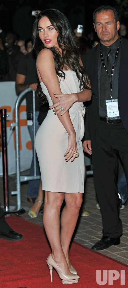 Megan Fox attends 'Passion Play' premiere at the Toronto International Film Festival