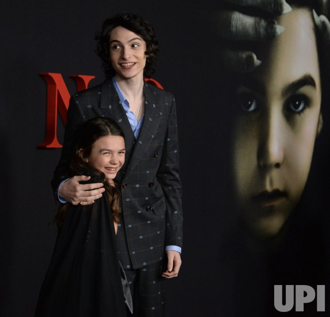 """Brooklynn Prince and Finn Wolfhard attend """"The Turning """" premiere in Los Angeles."""