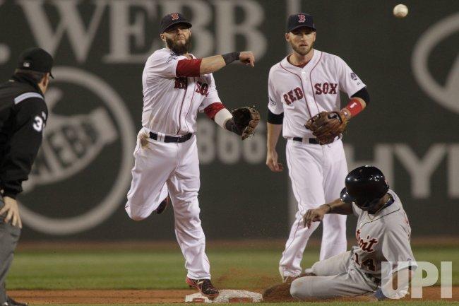 ALCS Game 6 Detroit Tigers vs. Boston Red Sox