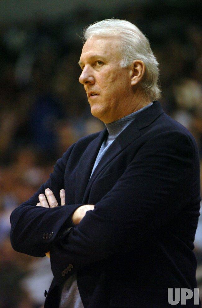 NBA-DALLAS MAVERICKS-SAN ANTONIO SPURS