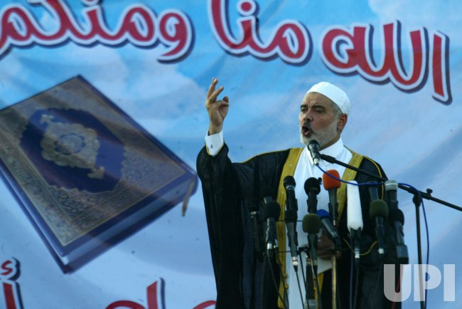 Muslims Celebrate Eid al-Fitr in Gaza