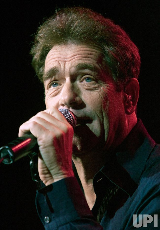 HUEY LEWIS AND THE NEWS PERFORM AT RED ROBINSON SHOW THEATER NEAR VANCOUVER