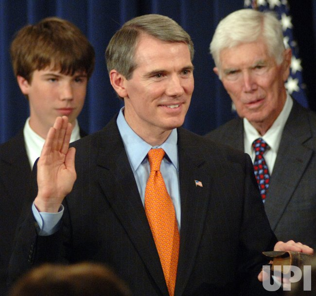 PORTMAN SWORN IN AS US TRADE REP