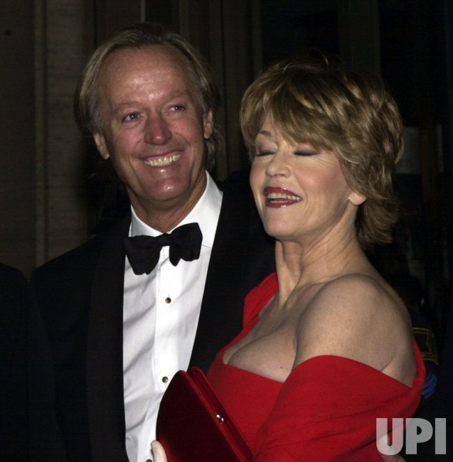 JANE FONDA HONORED BY THE FILM SOCIETY OF LINCOLN CENTER