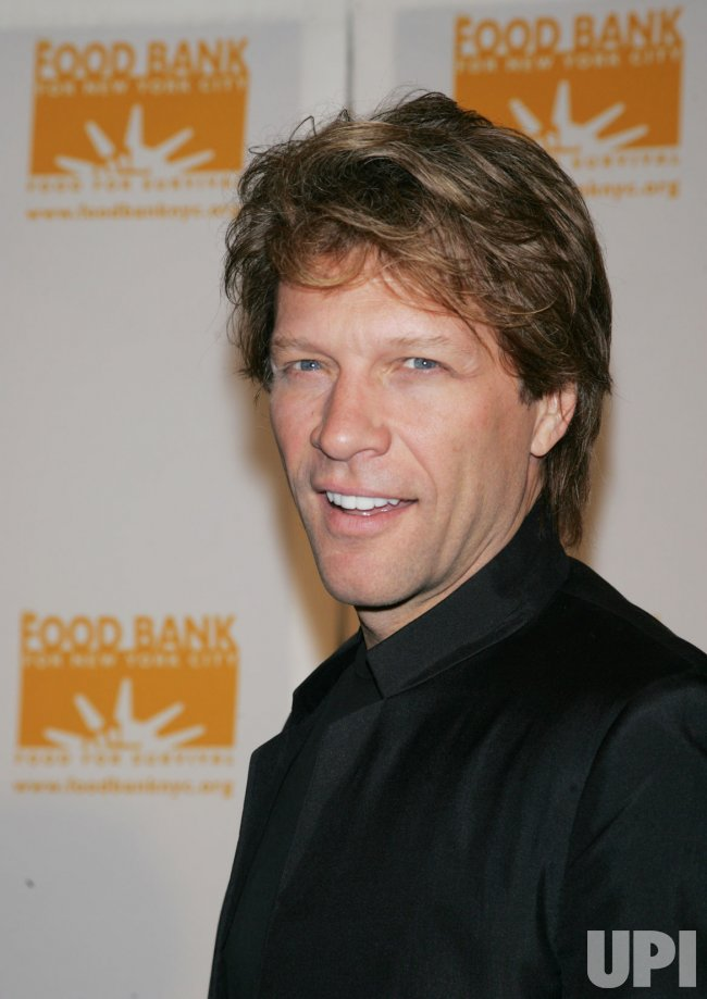 Food Bank for New York City's Sixth Annual Can-Do Awards Dinner honoring Jon Bon Jovi in New York