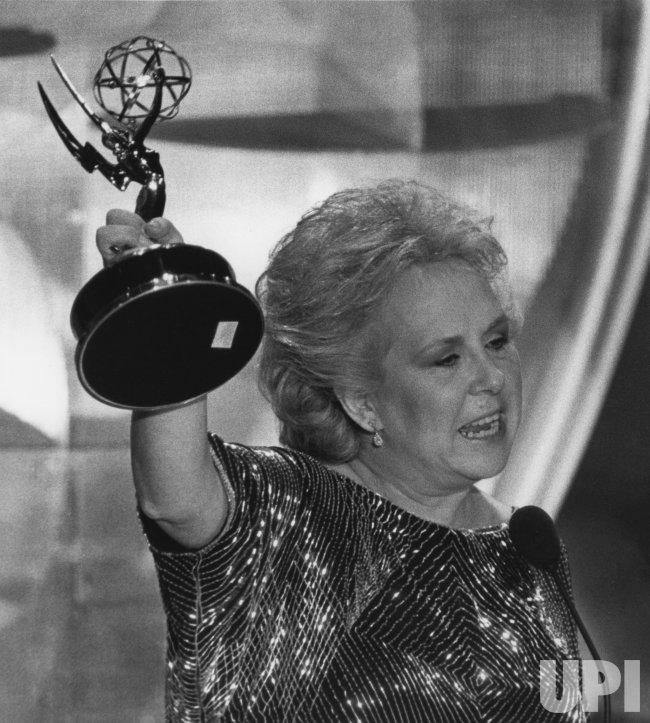 Doris Roberts wins an Emmy Award