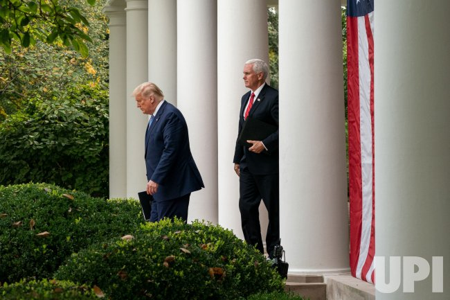 President Donald Trump Gives an Update on Coronavirus Testing