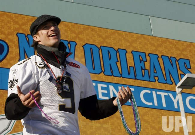 New Orleans Saints Super Bowl Parade