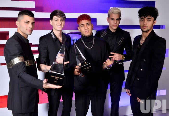 CNCo wins awards at Latin American Music Awards in Los Angeles