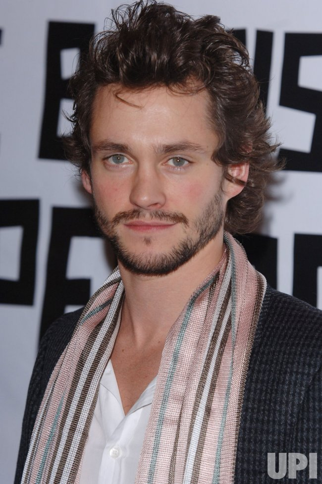 "ACTOR HUGH DANCY AT ""BRITISH INDEPENDENT FILM AWARDS"""