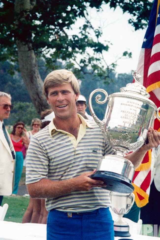 Hal Sutton wins 1983 PGA Championship at Riviera Country Club in Pacific Palisades