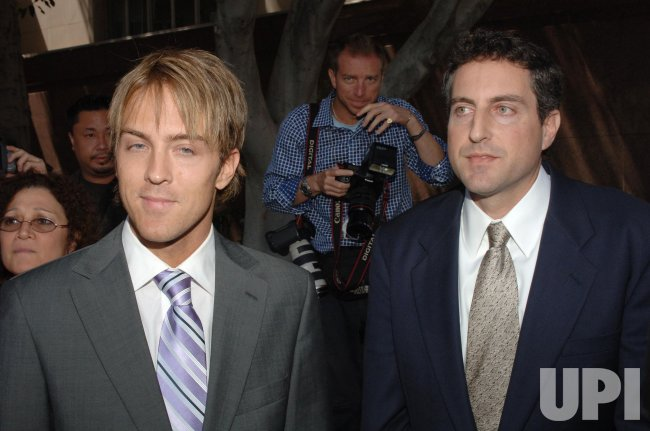 BIRKHEAD AND STERN APPEAR AT ANNA NICOLE SMITH PROBATE HEARING IN LOS ANGELES