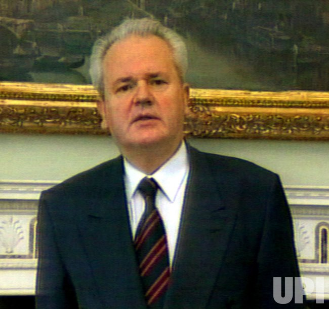 Yugoslav President Slobodan Milosevic to be indicted on alleged war crimes.