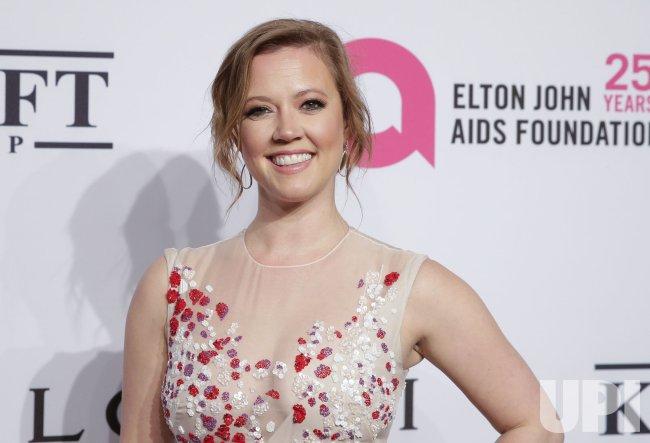 Patti Murin at the Elton John AIDS Foundation Benefit