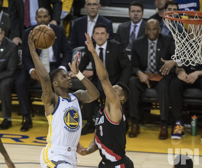 warriors-trail blazers - photo #29
