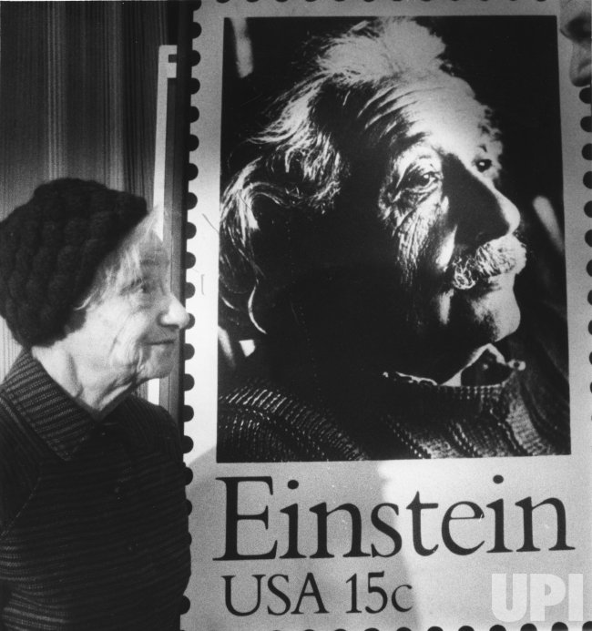 Margot Einstein, daughter of Albert Einstein