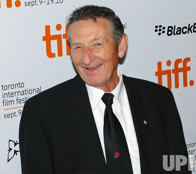 Walter Gretzky attends 'Score: A Hockey Musical' premiere on opening night of the Toronto International Film Festival