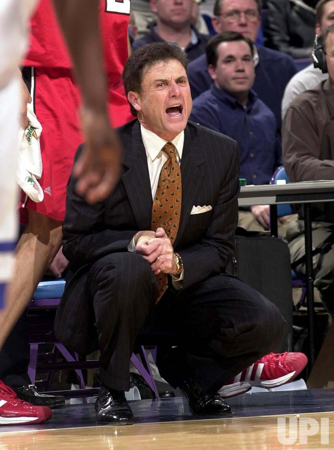 Louisville Cardinals' head basketball coach Rick Pitino involved in sex scandal