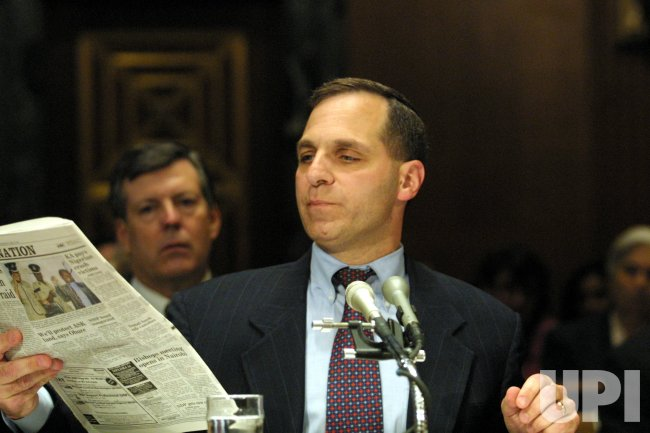 FBI Director Louis Freeh