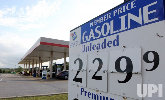 Gas Prices St Louis >> St. Louis has cheapest gas prices in the country - UPI.com