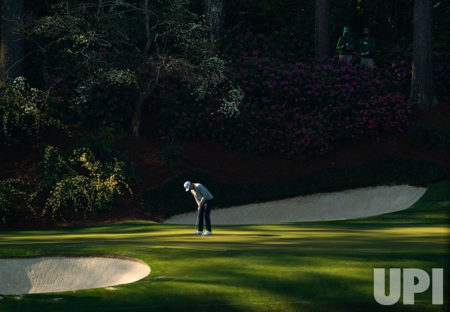 Practice Round for the 2021 Masters Tournament in Augusta ...