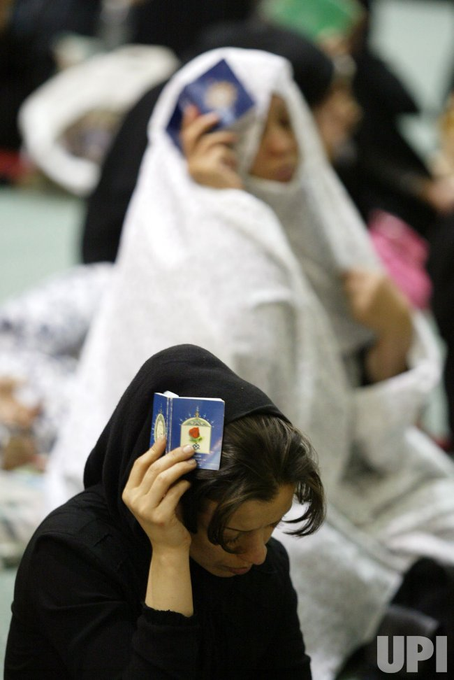 Iranian mourns for the martyrdom of the Shiites' first Imam in Tehran