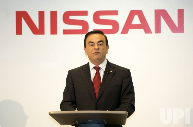 Nissan welcomes new recruits in Japan