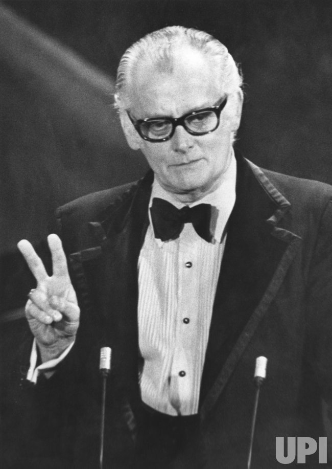 Actor Art Carney wins an Oscar as Best Actor