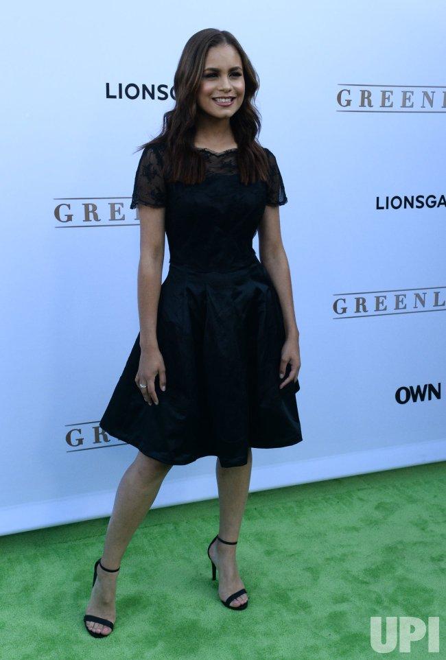 "Desiree Ross attends OWN's ""Greenleaf"" premiere in Los ..."