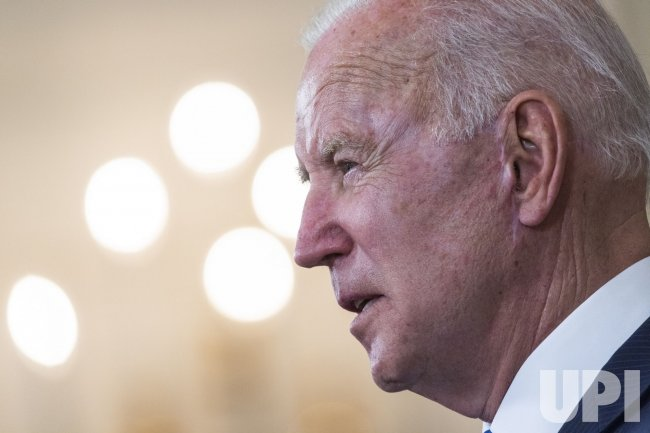Biden speaks on American Rescue Plan from White House