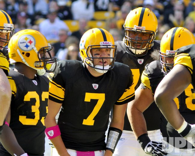 Ben Roethlisberger Returns to Steelers Line Up Following Suspension