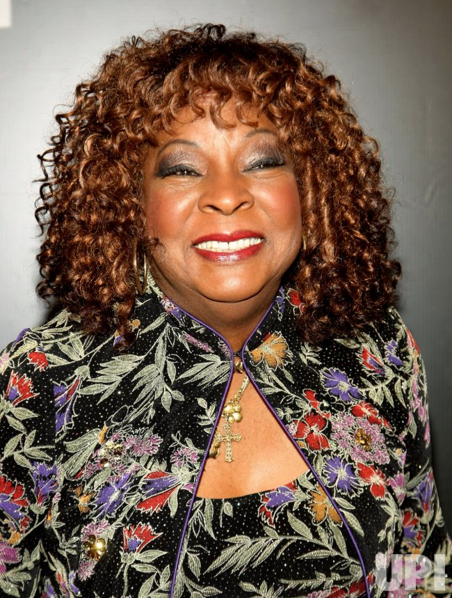 "Martha Reeves arrives to the ""VH1 Divas Celebrates Soul"" concert in New York"