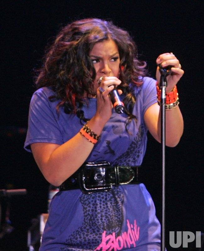 Jordin Sparks performs in concert in San Diego