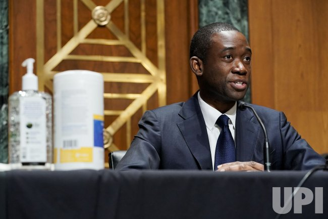 Senate Finance Committee Nomination Hearing for Deptuy Treasury Secretary Nominee Adewale Adeyemoto